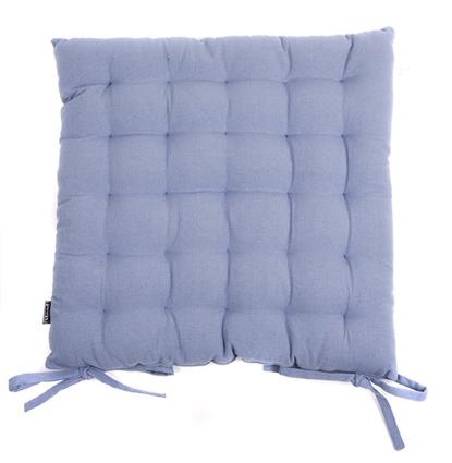 STOELKUSSEN TIVOLI 45X45CM FADED BLUE