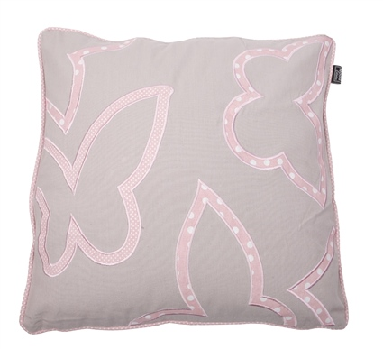 KUSSEN CONTOUR BUTTERFLY 50X50CM KZL SPINK