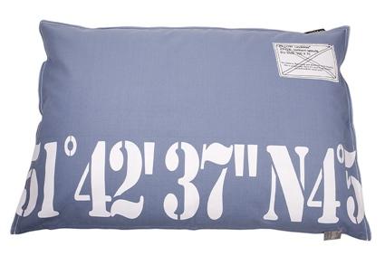 KUSSEN 5142 100x70 FADED BLUE