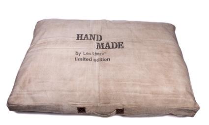 HOES BOXBED HANDMADE 120X80X9CM