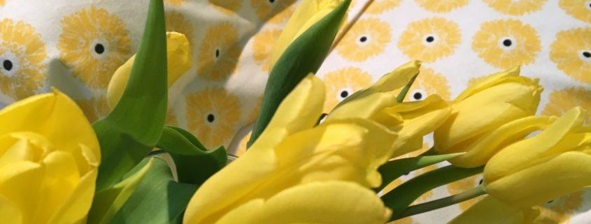 sierkussens voorjaar en pasen